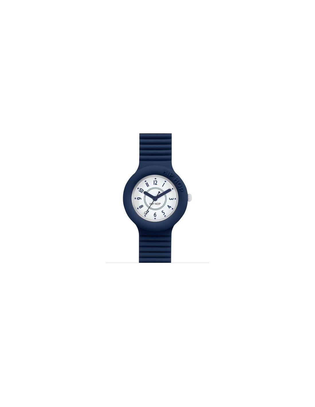Orologio Ottaviani crono quadrante Blu cinturino acciaio